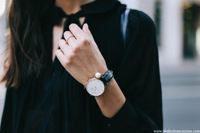 Daniel Wellington má vymeniteľný remienok - hodinky si môžete kedykoľvek prispôsobiť!