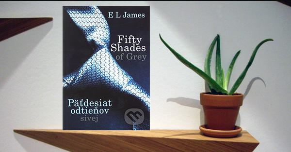 E.L. James – Päťdesiat odtieňov sivej