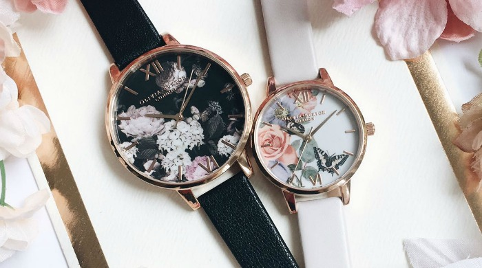 K týmto hodinkám vám stačí čistý outfit - sú ozdobou samy o sebe