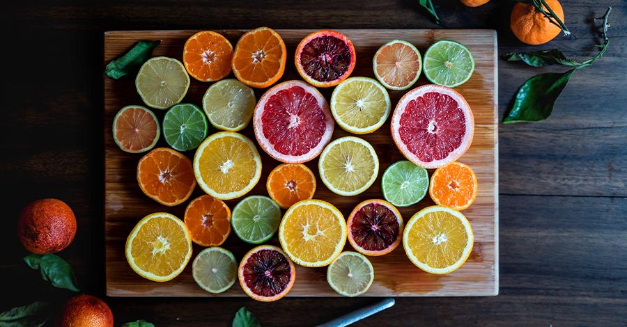 Vianočná vôňa pomarančov je out